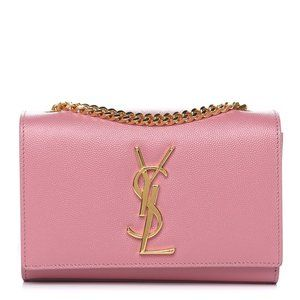 *IN SEARCH OF* Saint Laurent Kate Pink/Gold